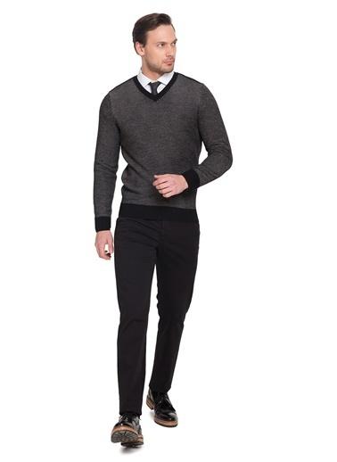 Cacharel Pantolon Siyah